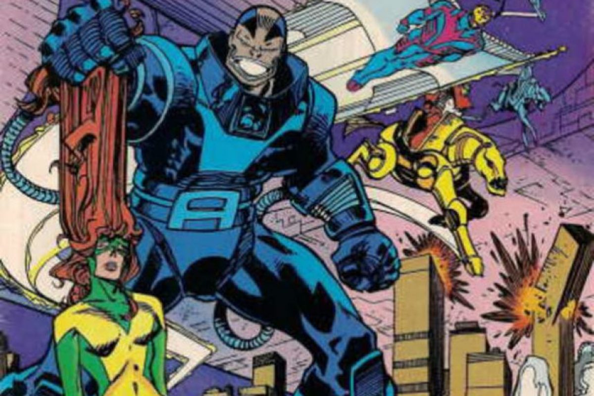 En los cómics Apocalipsis parecía imparable e indestructible