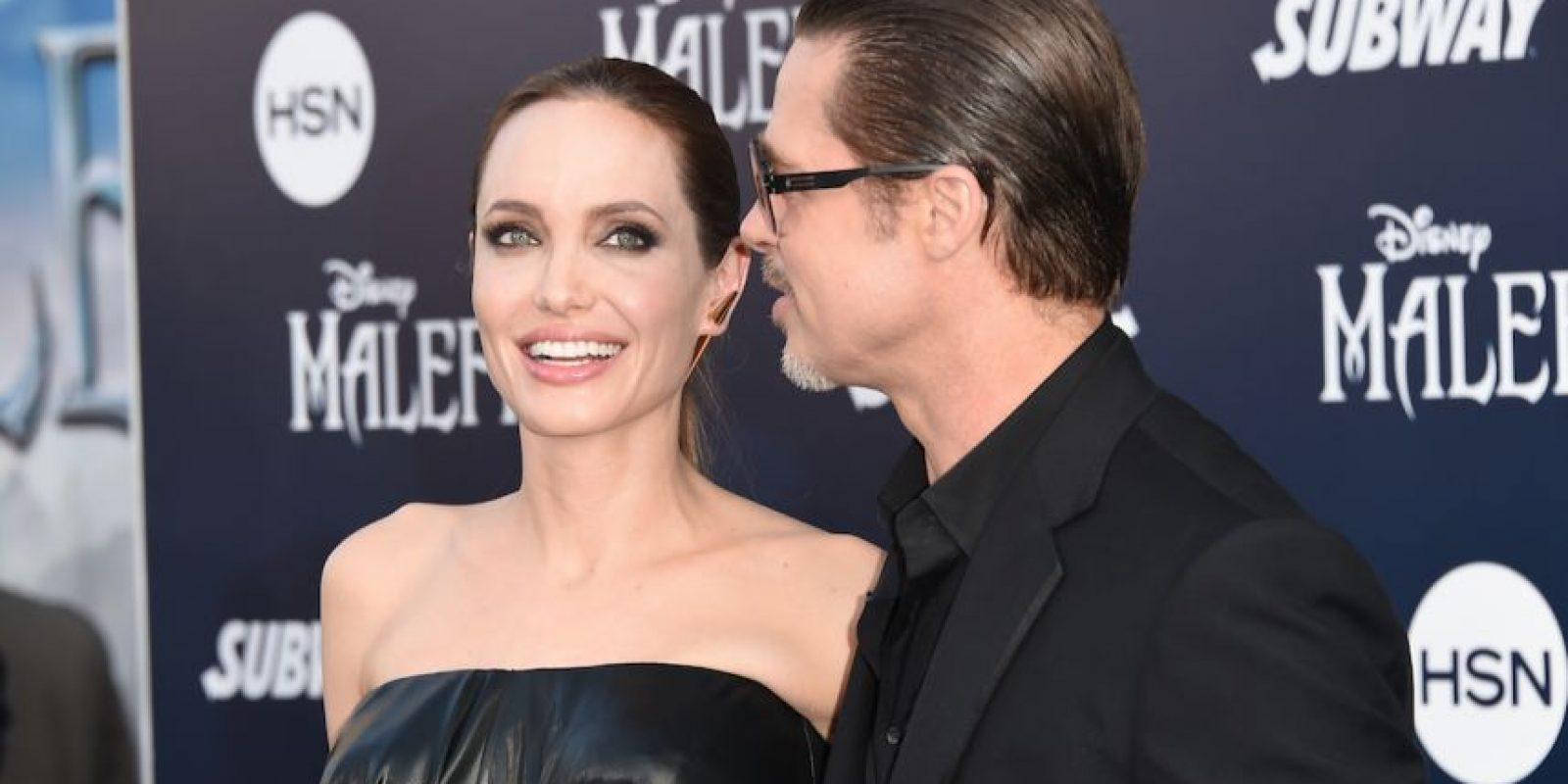 La actriz decidió extirparse ambas mamas para evitar un futuro cáncer Foto:Getty Images