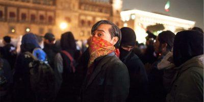 """""""El Estado Mexicano está rebasado en materia de derechos humanos y esto pasa por no admitir que está viviendo una crisis tremenda y profunda en el tema"""", añadíó Quiroz. Foto:Getty Images"""