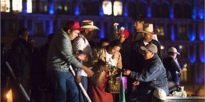 """""""Colombia, en la década de los 90, se convirtió en la condición de Estado Fallido"""", comentó Ortega. Foto:Getty Images"""