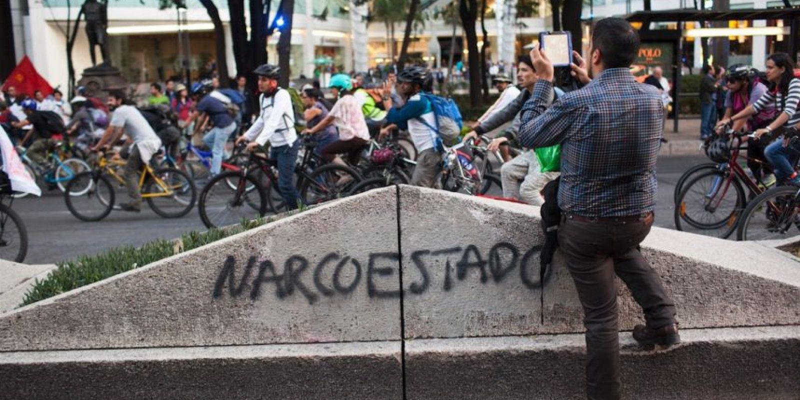 """""""Hay zonas y partes de México que sí están en esa condición"""", explica Ortega Sánchez. Foto:Getty Images"""