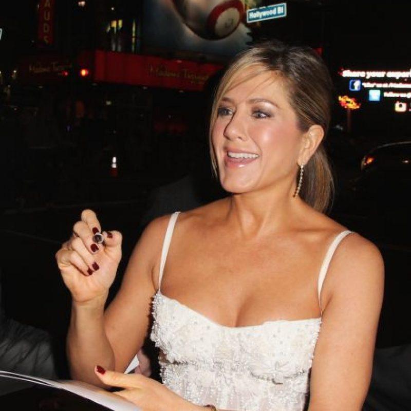 """Hace 18 años, mucho antes de Kim Kardashian, Jennifer mostró su trasero para la revista """"Rolling Stone"""". Foto:Getty Images"""