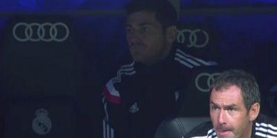 Iker Casillas Foto:Twitter: @juanfutbol
