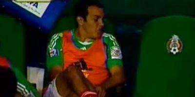 Cuauhtémoc Blanco Foto:Youtube: Azteca Deportes