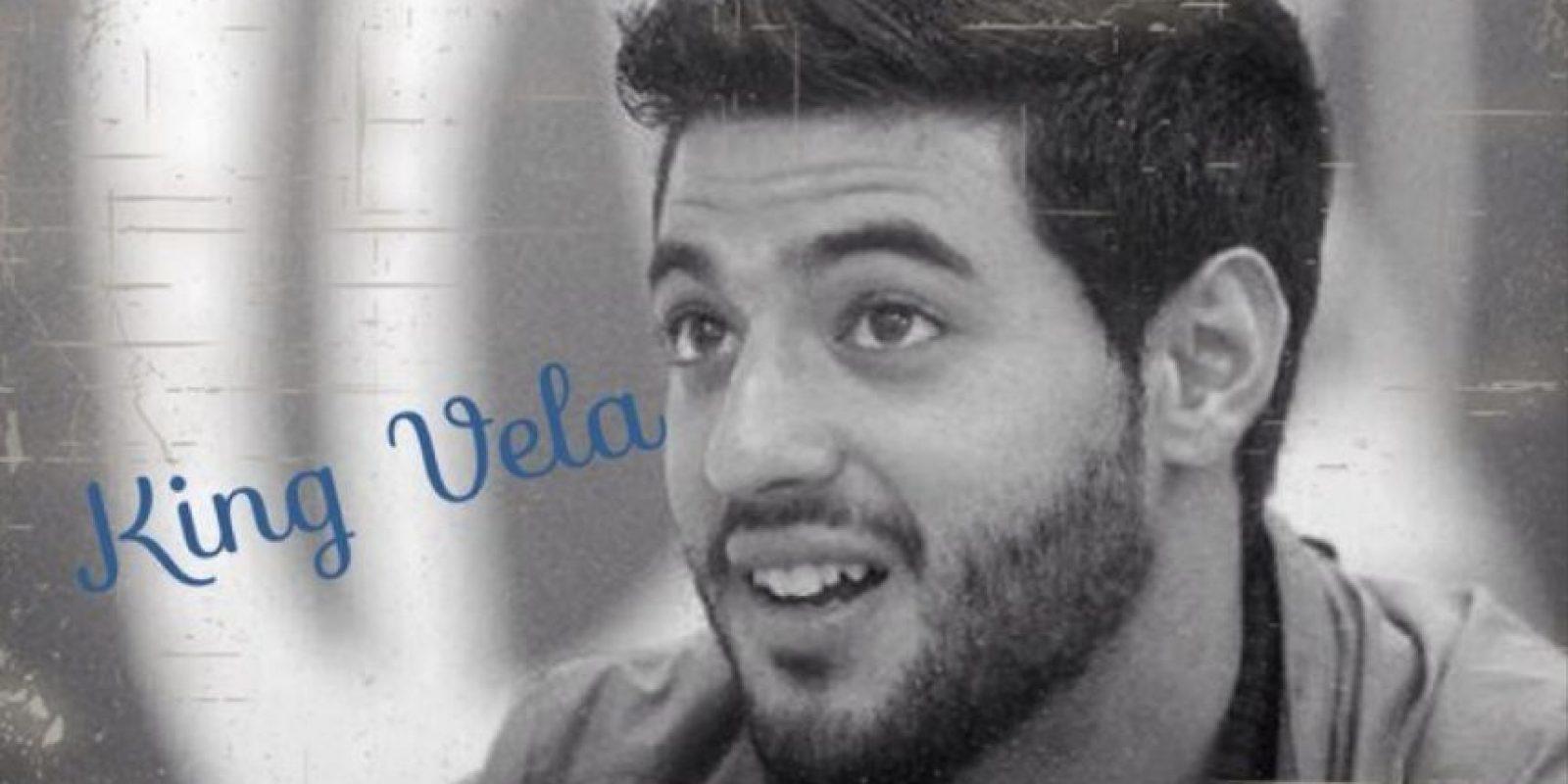 Carlos tiene 25 años de edad y es parte de la Real Sociedad de España. Foto:twitter.com/11carlosV