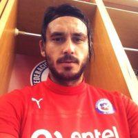 Pinilla jugará con Chile ante México, Ecuador y Bolivia. Foto:twitter.com/pinigol51