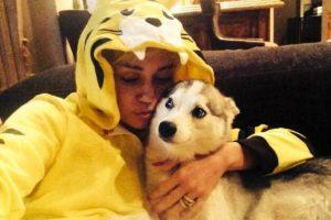 Foto:Twitter/Miley Cyrus
