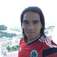 Radamel Falcao (Colombia) Foto:twitter.com/FALCAO