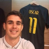 Oscar (Brasil) Foto:twitter.com/oscar8