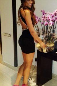 Daniela Ospina, novia del colombiano James Rodríguez
