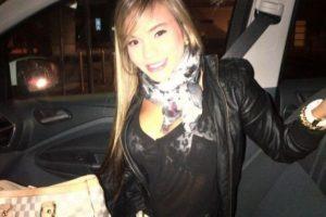 Jessica Sterling. Esposa de David Ospina