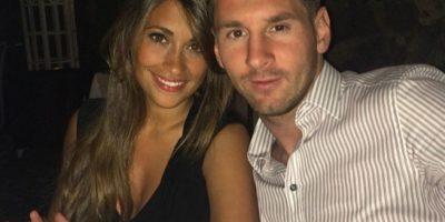 Esposa del argentino Lionel Messi Foto:Instagram: @antoroccuzzo88