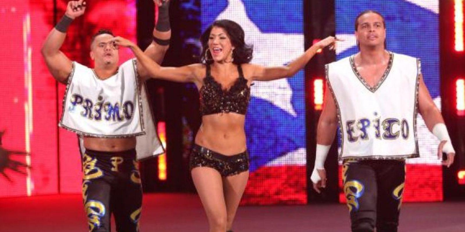 Antes de tomar el papel de Los Matadores, la pareja peleaba como Primo y Epico Foto:WWE