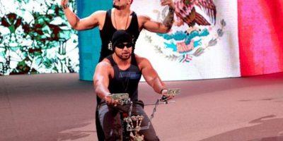 El nuevo Sin Cara, antes era Hunico Foto:WWE