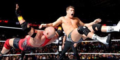 Antes peleaba bajo el nombre de Cody Rhodes Foto:WWE
