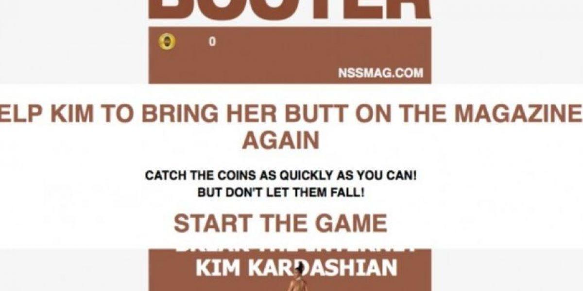 ¡Insólito! Enseñan matemáticas con el trasero de Kim Kardashian