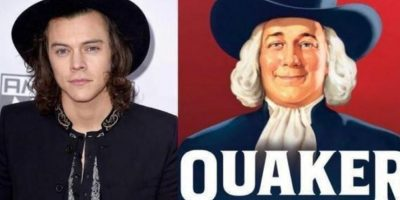 ¿Señor de la Avena Quaker? ¿Eres tú? Foto:Twitter