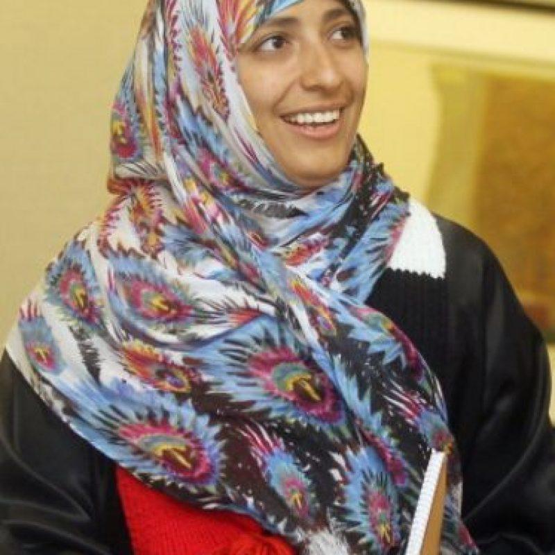 Fue encarcelada y amenazada por luchar por los derechos de las mujeres de su país Foto:Getty Images