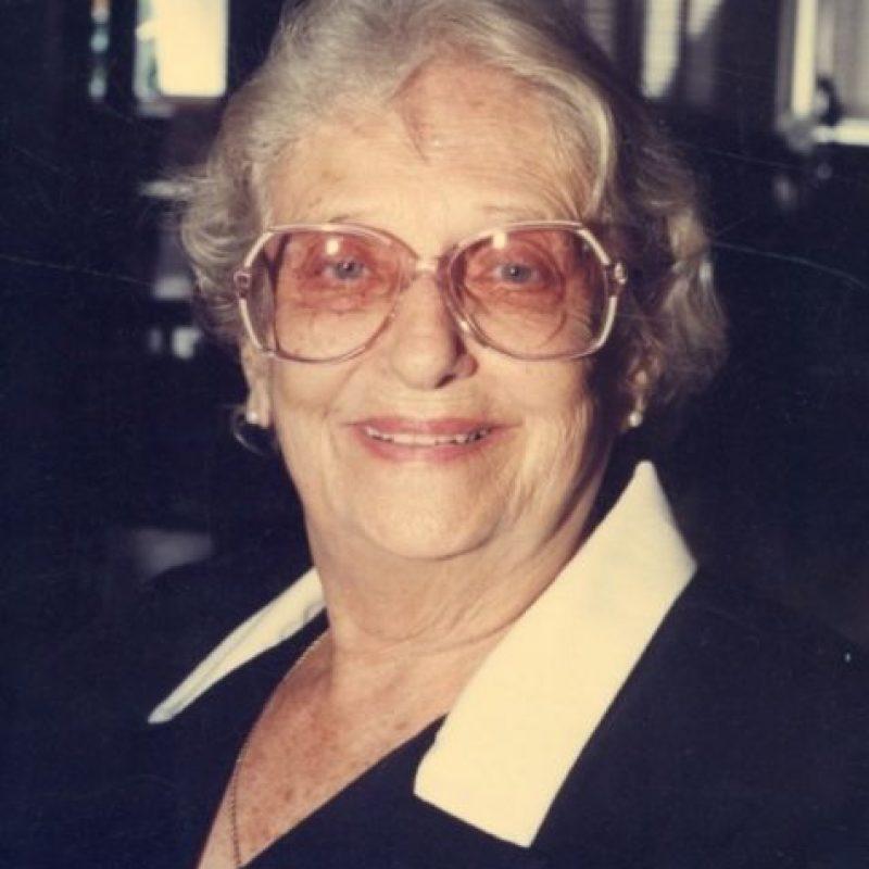 Janet Jagan fue presidenta y política de Guyana. Fundó el Partido Socialista con su marido Cheddi. Foto:Wikipedia