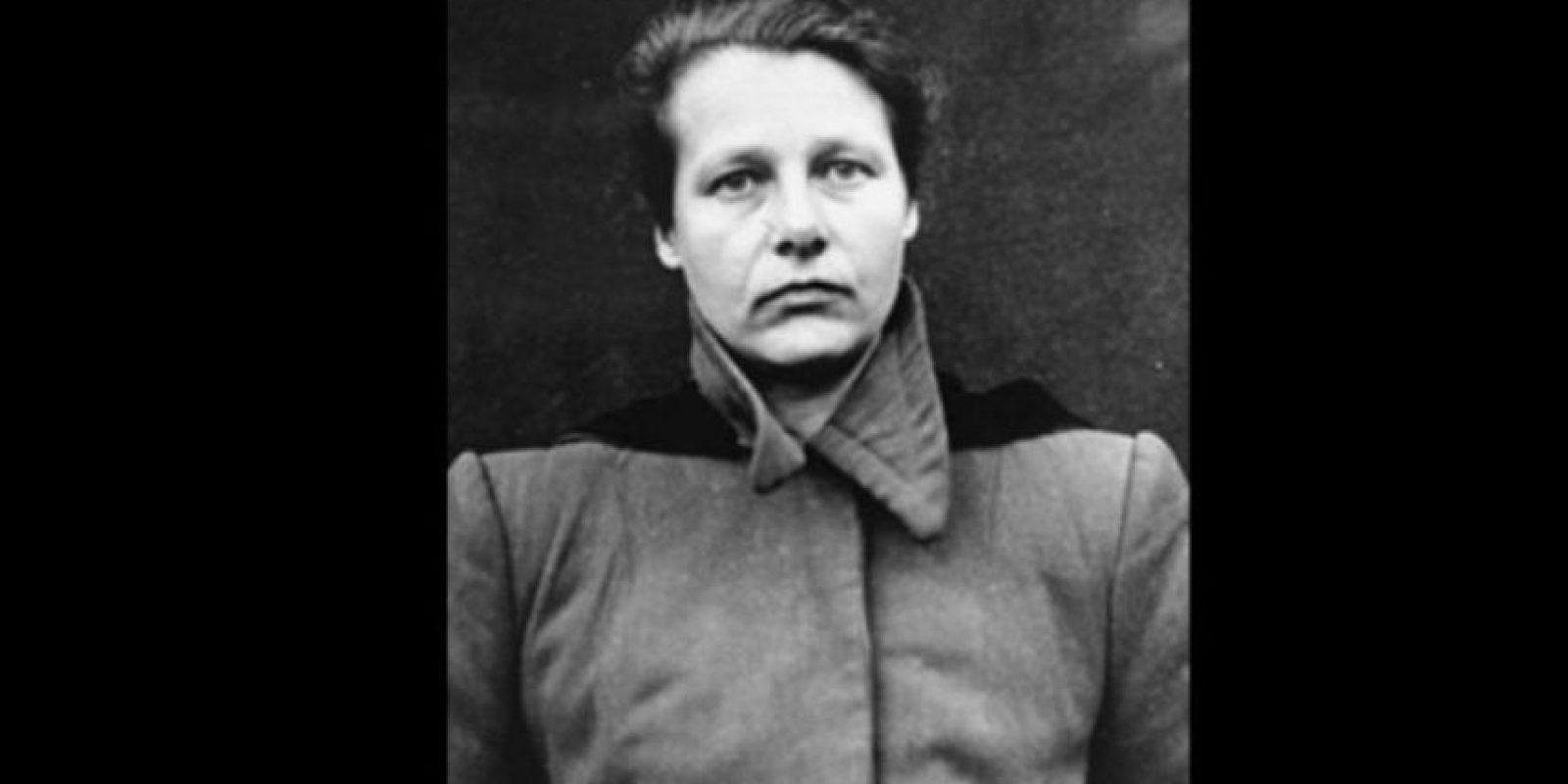 ¡Brutales! Estas son las 7 peores enfermeras asesinas de la Historia Herta Oberheuser fue una de las enfermeras nazis que experimentó con niños y mujeres. Foto:Wikipedia