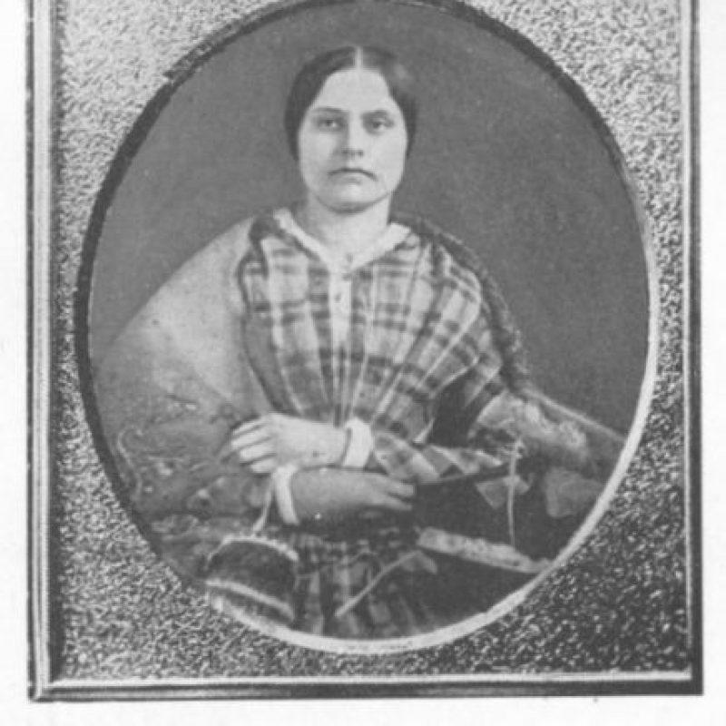 Susan B. Anthony fue una de las primeras sufragistas del mundo. Foto:Wikipedia