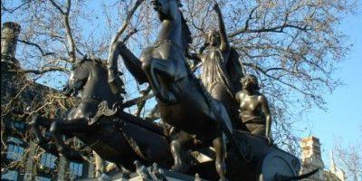 Tuvo importantes victorias, pero al final los romanos anexaron a Britania a sus dominios. Foto:Wikipedia