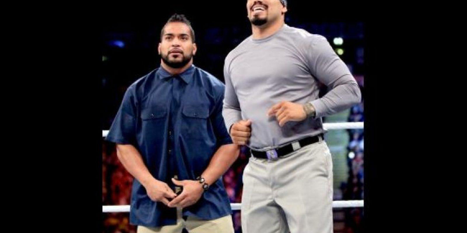 Su nombre real es Jorge Arias Foto:WWE