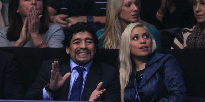 Ojeda dice que ella no quiere volver con Diego. Foto:Getty Images