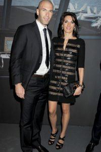 Véronique y Zidane tienen cuatro hijos. Foto:Getty Images