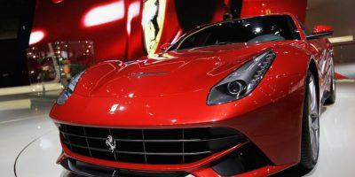 Ferrari F12 berlinetta. Foto:Getty Images
