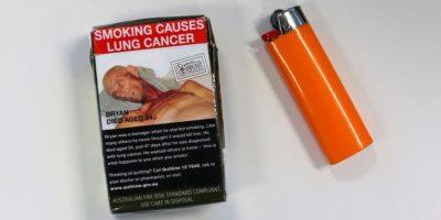 11. La mitad de los fumadores morirán por una enfermedad causada por el tabaco, perdiendo un promedio de 10 a 15 años de vida. Foto:Getty Images