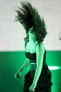 Su verdadero nombre es Ella Yelich-O'Connor Foto:Getty Images