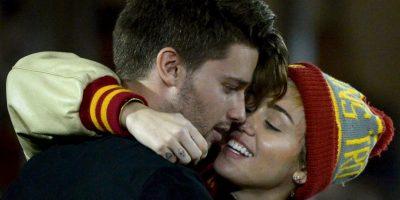 Su nombre real es Miley Ray Cyrus Foto:Getty Images