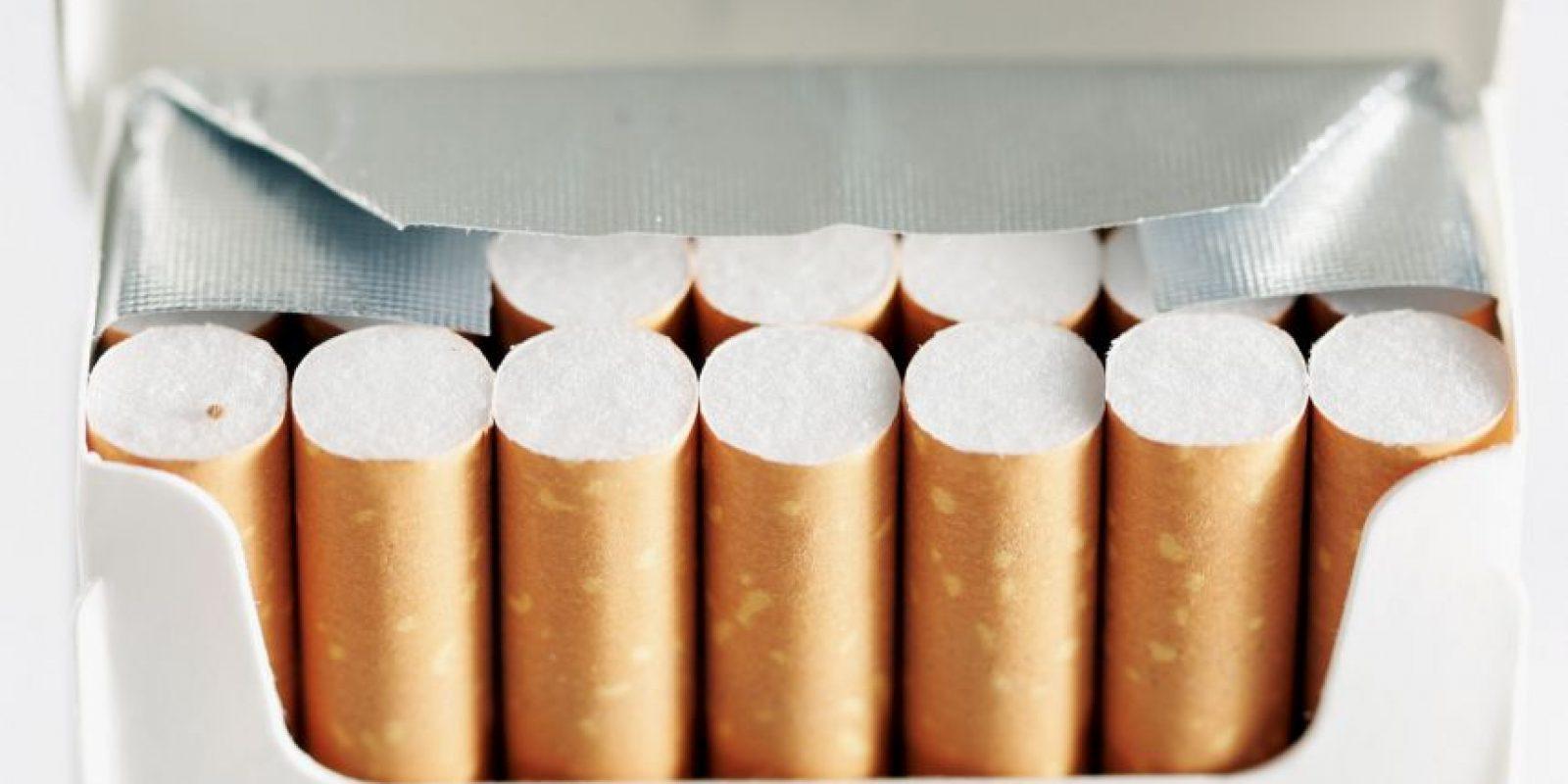 12. El tabaco incurre un costo a la economía mundial de $200 mil millones de dólares al año. Foto:Getty Images