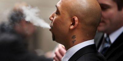 5. Casi la mitad de los niños del mundo respiran aire contaminado por humo de tabaco. Foto:Getty Images