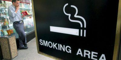 6. Más de un 40% de los niños tienen al menos un progenitor fumador. Foto:Getty Images