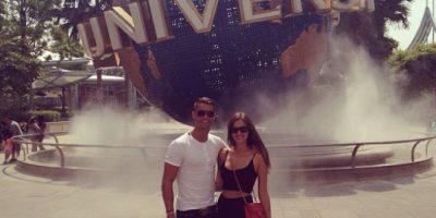 Y por supuesto su novia, Irina Shayk, es su fiel seguidora Foto:Instagram: @cristiano
