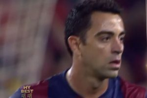 Xavi Hernández Foto: Youtube: PSG – Paris Saint-Germain