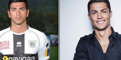 FOTOS: Futbolista italiano dice ser más guapo que Cristiano Ronaldo