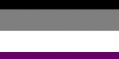 Pero no. Ellos tienen su propia bandera y colores (los de la foto). La gente cree que los asexuales son robots Foto:Tumblr