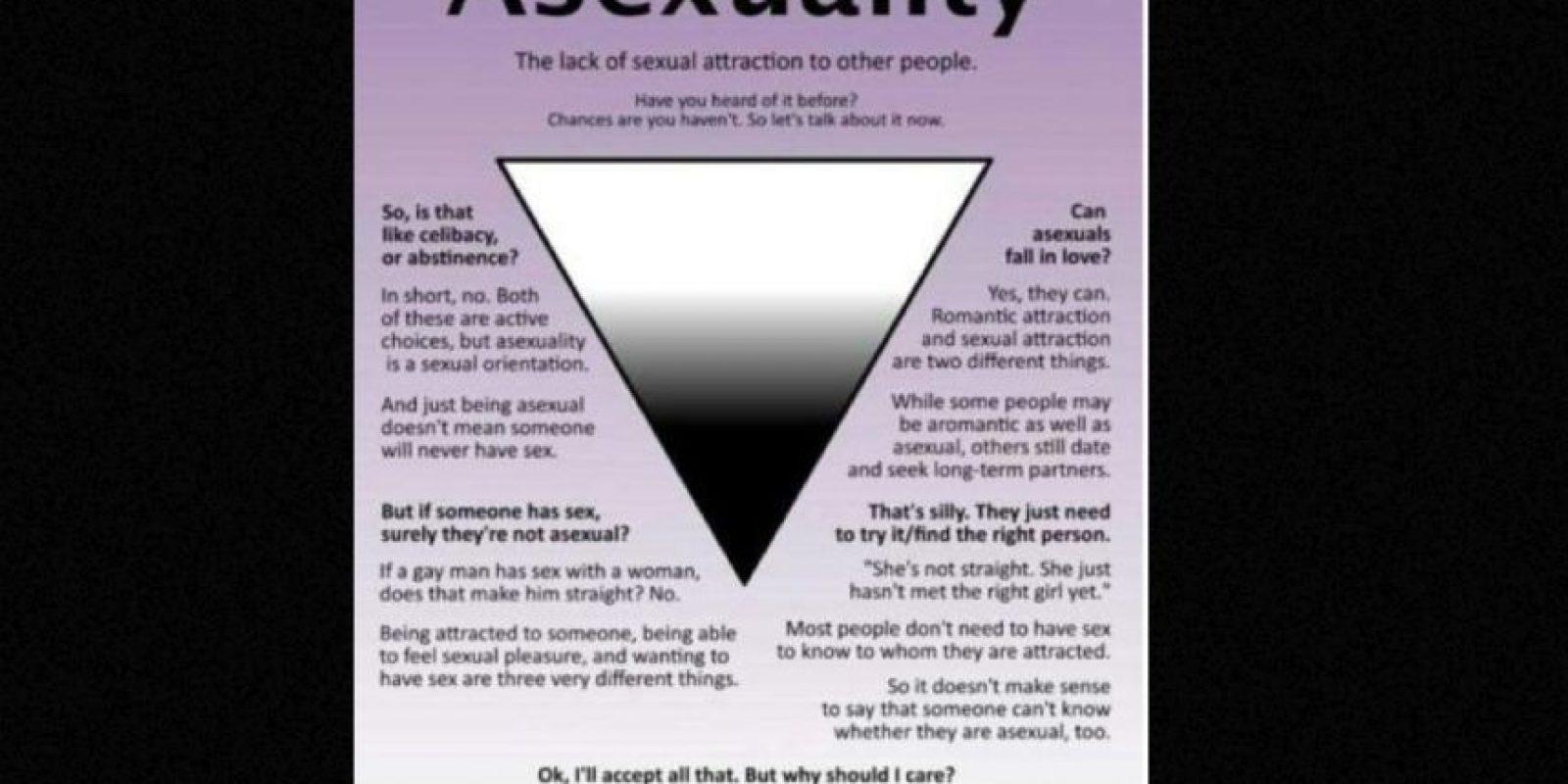 La asexualidad también se observa en el reino animal, según estudios hechos en 2004 con grupos de ovejas. Foto:Tumblr