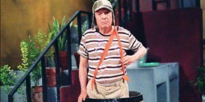 """Roberto Gómez Bolaños personificaba a """"El Chavo"""" Foto:Televisa"""