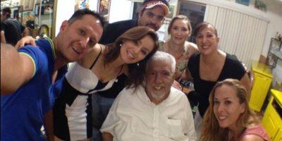 El año pasado anunció su retiro Foto:Twitter/Rubén Aguirre