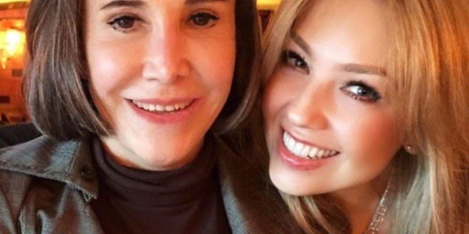 Impactó en las redes sociales por su aspecto juvenil Foto:Instagram/Thalía