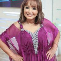 """Es actriz de doblaje y su última telenovela conocida fue """"Dame Chocolate"""", en Telemundo Foto:Getty Images"""