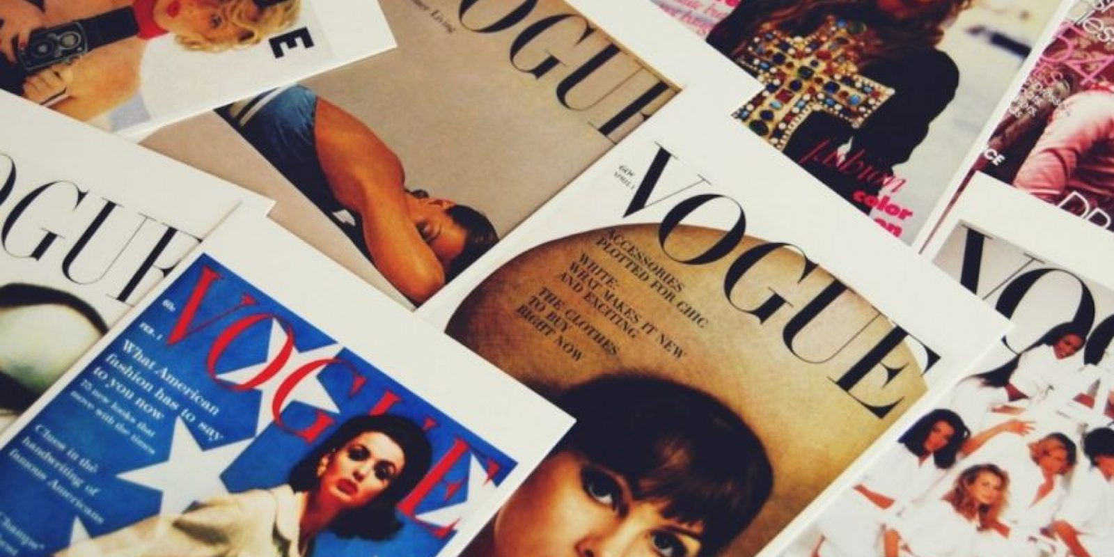 La revista Vogue es un referente de moda y estilo Foto:Tumblr