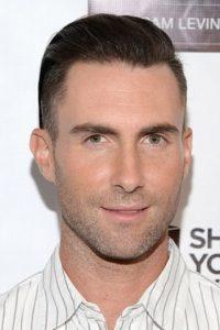 Adam Levine siempre fue conocido por este look Foto:Getty Images