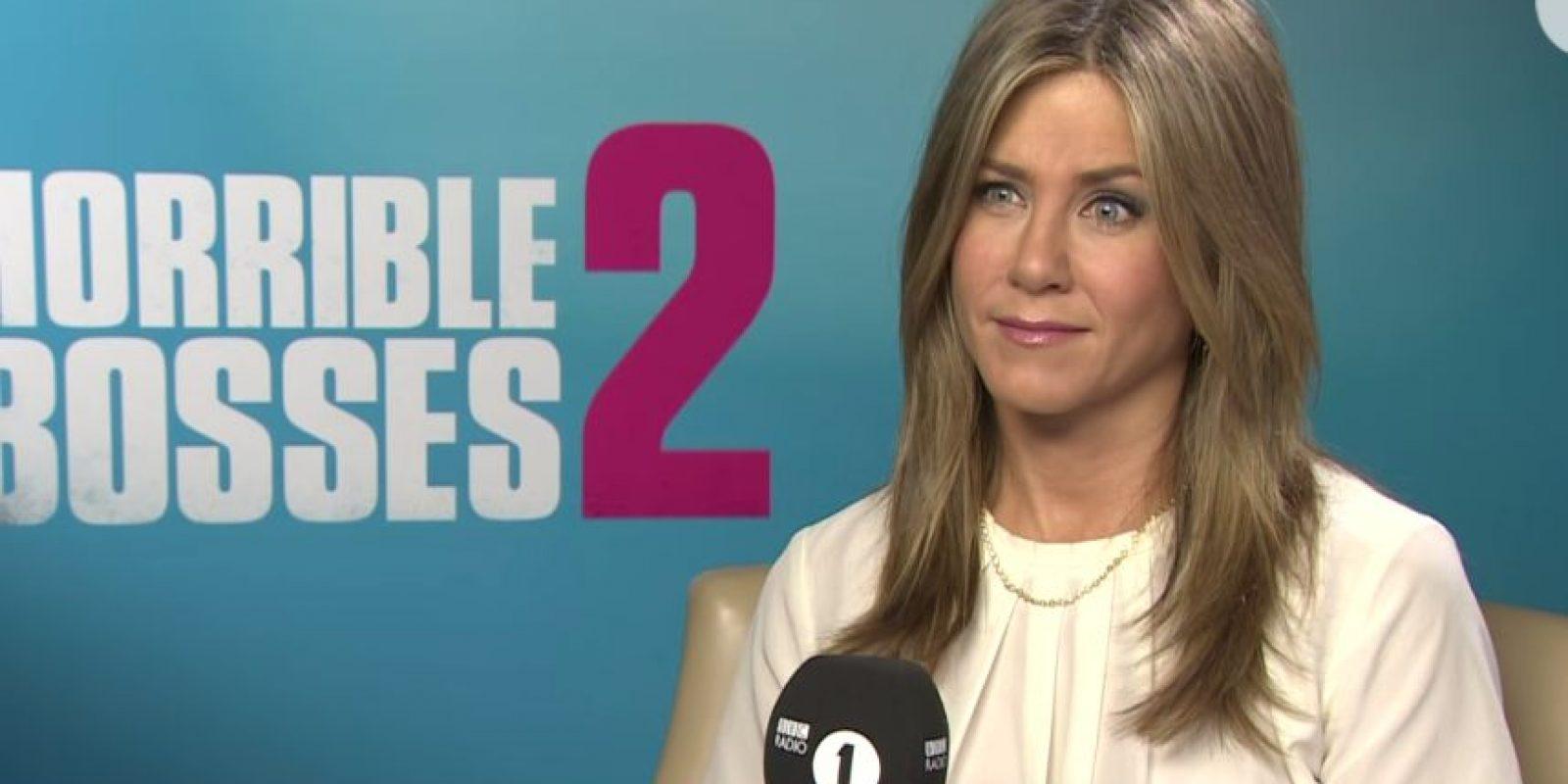 """Se ganó los elogios de la crítica por sus interpretaciones en películas independientes como """"She's the One"""" (1996), """"Office Space"""" (1999), """"The Good Girl"""" (2002) y """"Friends with Money"""" (2006) Foto:BBC Radio 1"""