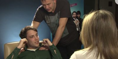 Chris Stark y Scott Mills Foto:BBC Radio 1