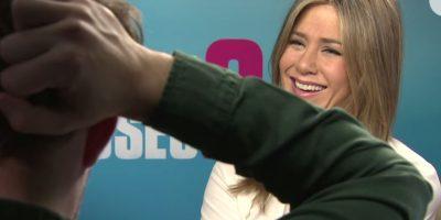 Su nombre completo es Jennifer Joanna Aniston Foto:BBC Radio 1